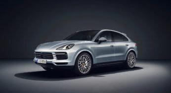 Porsche Cayenne S coupé : plus sportif