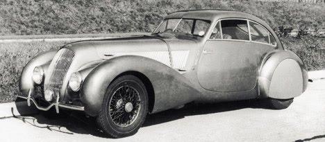 Bentley - avant guerre
