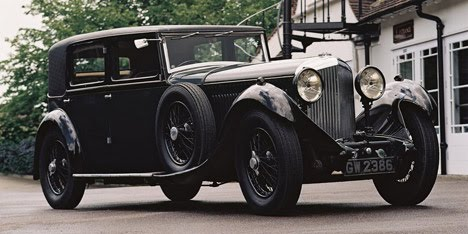 Bentley - Limousine 1930
