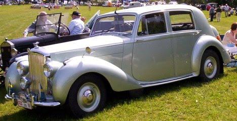 Bentley - 1948