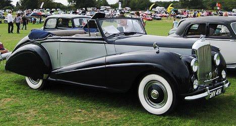 Bentley - après-guerre
