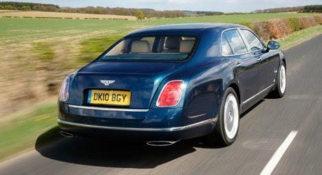 Bentley - Mulsanne