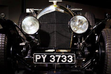 Bentley, une marque de légende