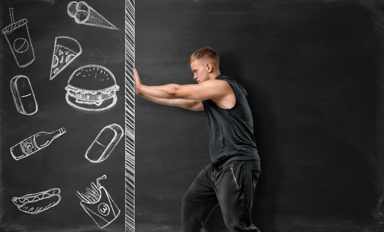 Quand on veut maigrir, il faut surveiller son alimentation