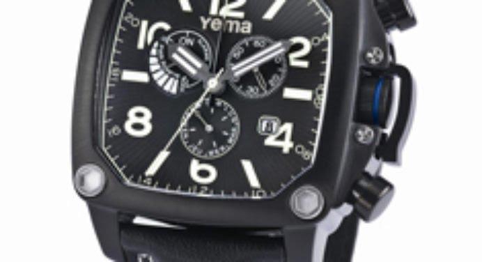 Yema Landgraf, une montre taillée pour l'aventure