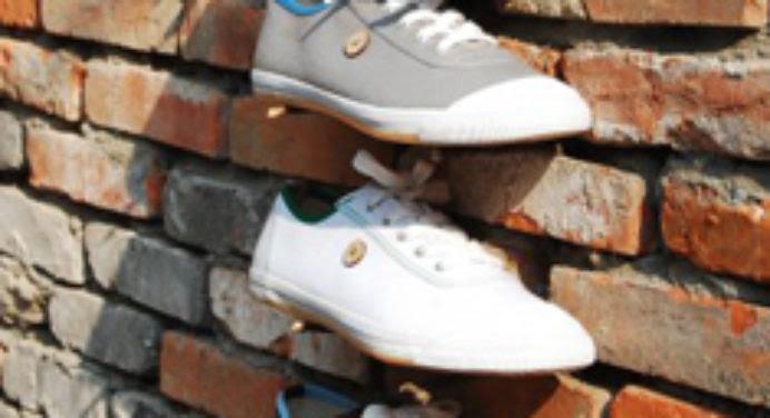 Symbole de l'éco-consommation : les chaussures Faguo