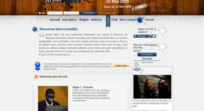 Streetwars : Lyon en état de guerre… arrosée