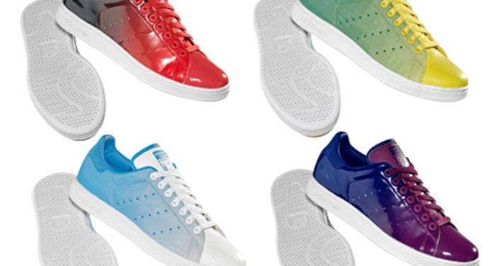 Baskets Adidas Stan Smith : renaissance en couleur