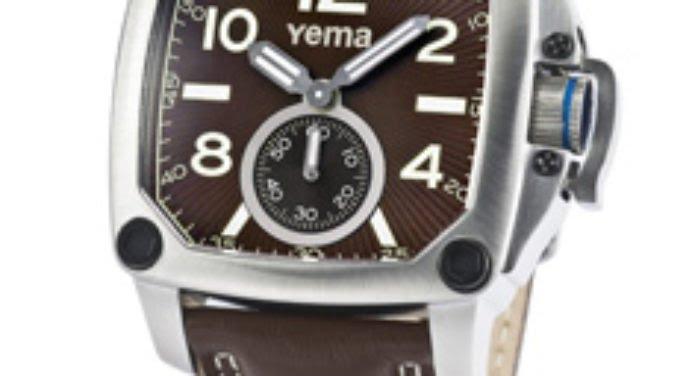 Montre Yema Landgraf : le vintage au service du style