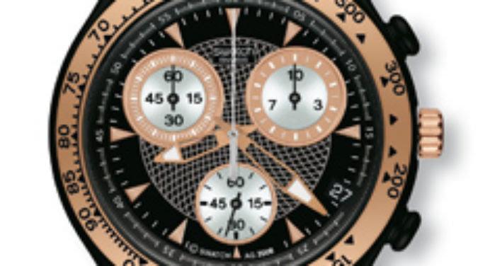 Montre Swatch Fulmineo: le luxe de la Place Vendôme