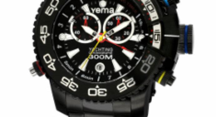 Montre Yema Sous-Marine Yachting: l'appel du large