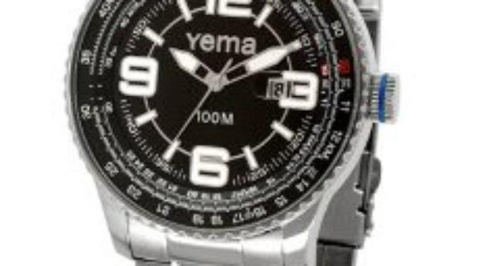 Montre Yema Flygraf: la preuve par trois