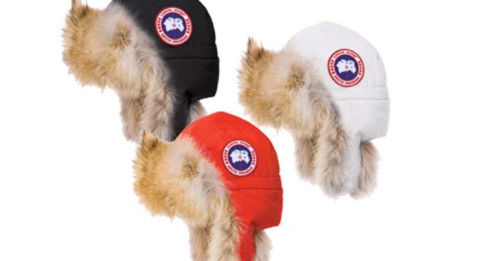 Chapka Canada Goose: l'incontournable de l'hiver