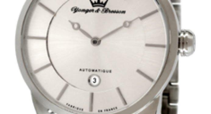 Montre Lafayette: Yonger & Bresson en toute simplicité