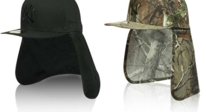 New Era: une casquette de légionnaire