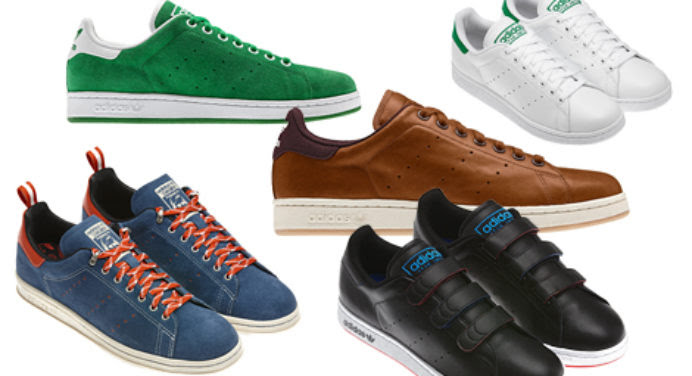Chaussures Adidas: la Stan Smith a 40 ans