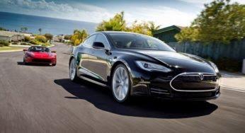 Tesla Model S : première berline électrique de luxe