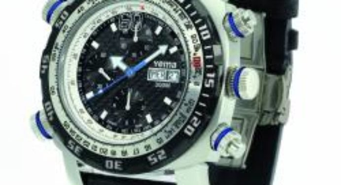 La montre Master Elements de Yema
