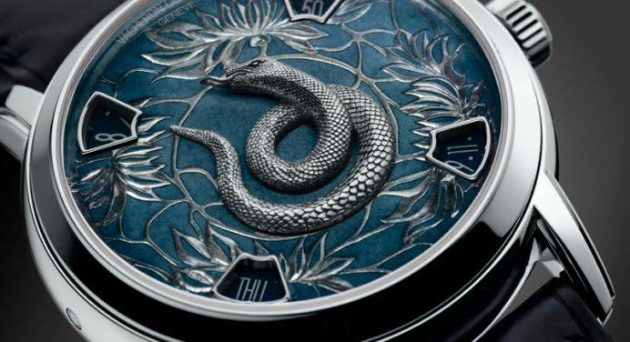 Vacheron Constantin: la montre du zodiaque
