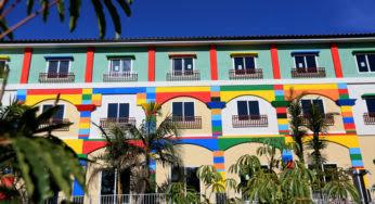 Découvrez l'incroyable hôtel Legoland!