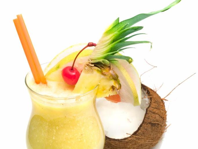 Pina Colada - cocktail au rhum
