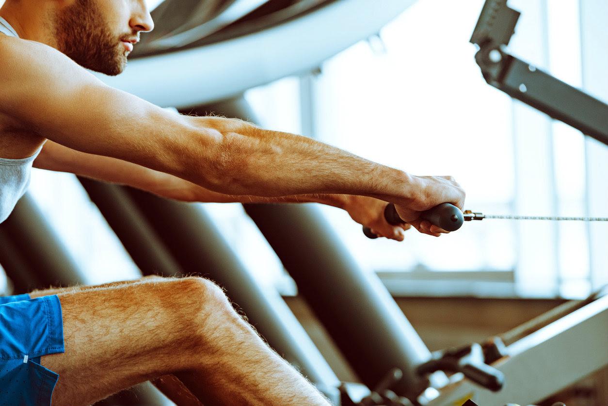 Rameur pour se muscler et travailler son cardio