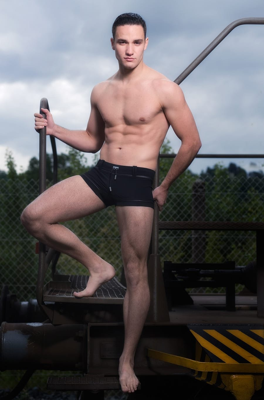 Boxer Roland Chaillard
