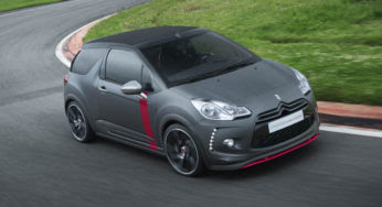 Citroën DS3 Cabrio Racing: l'élégance sportive «made in France»
