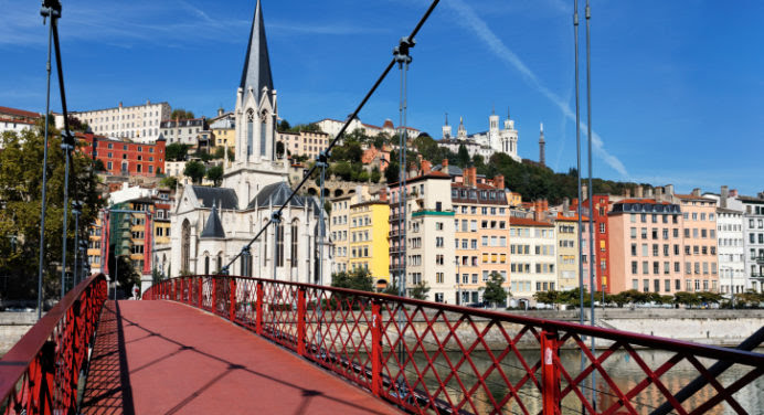 10 choses à faire pour un week-end à Lyon