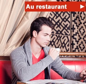 Dress code du business-man : au restaurant