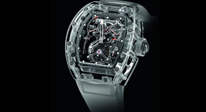 Les montres les plus chères du monde sont à la mode