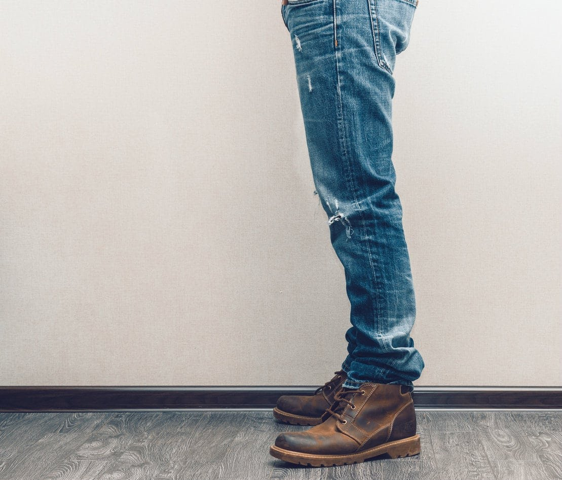 Un jean adapté à sa morphologie pour mettre son corps en valeur