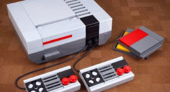 La technologie rétro à la sauce Lego